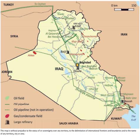 Iraq Hydrocarbon Resources